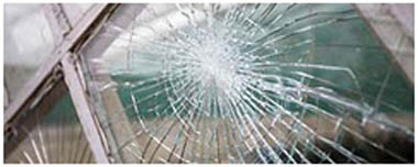 Eccleston Smashed Glass
